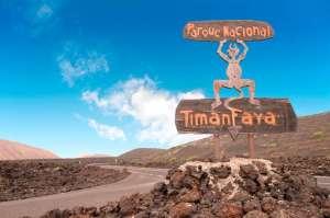 Parque Nacional de Timanfaya - Lanzarote - España