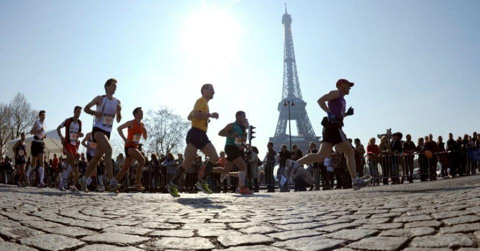 Maratón París