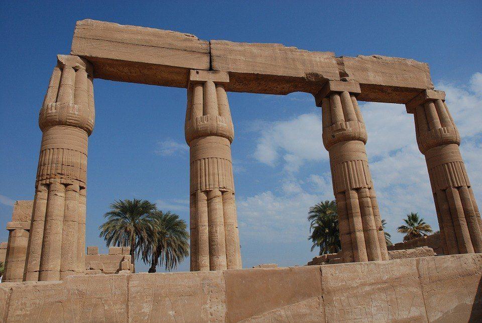 Templo de Luxor - Egipto