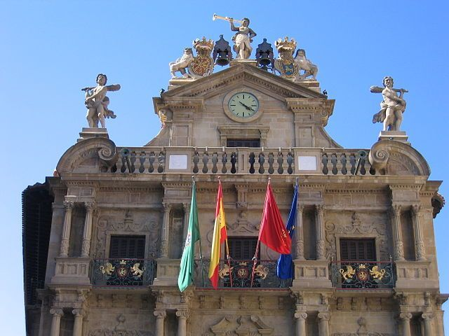 Pamplona - Ayuntamiento
