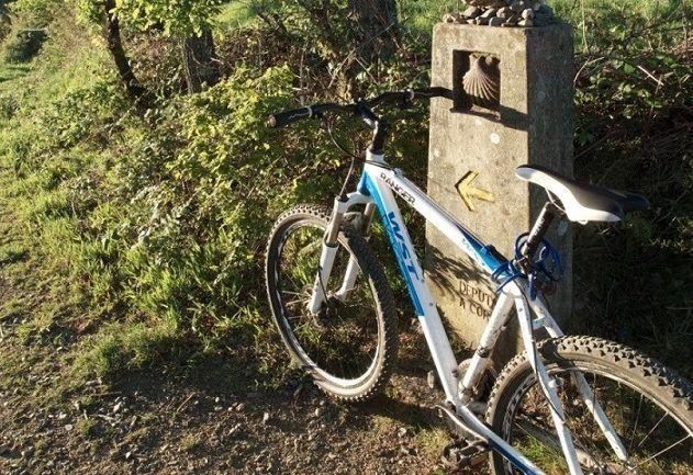 Camino de Santiago en bici - España