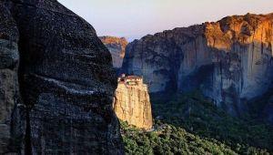Monasterios de Meteora , Grecia