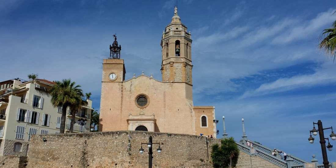 Iglesia San Bartomeu i Santa Tecla - Sitges