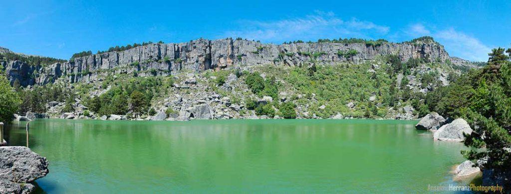 Panoramica Laguna Negra - Soria