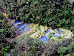 Semuc Champey - Lanquín - Guatemala / Foto: Belén