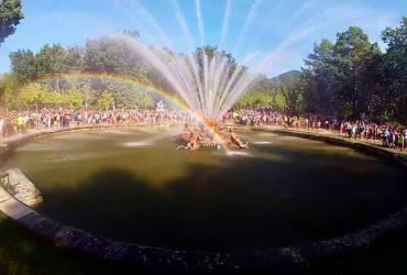 Fuente del Canastillo - La Granja de San Ildefonso - Segovia
