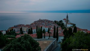 Piran - Costa de Eslovenia