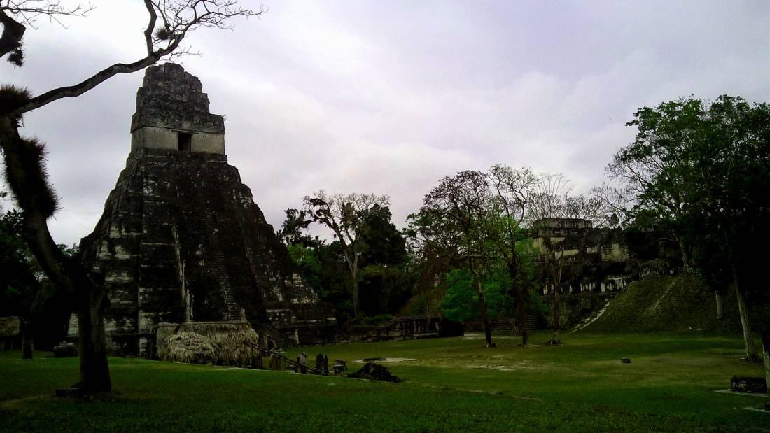 Tikal - Guatemala / Foto: Belén García