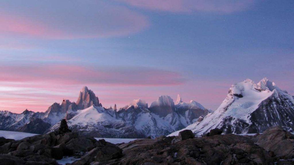 Parque Nacional Bernardo O'higgins - Chile - Foto: Archivo fotográfico CONAF