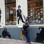 Fachada de una tienda - Bruselas