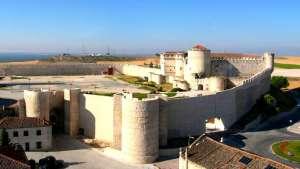 Muralla de Cuellar - Segovia