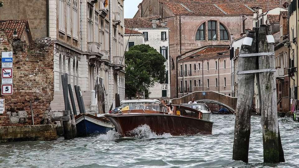 C mo llegar a venecia desde el aeropuerto marco polo con la mochila - Dias de apertura puerto venecia 2017 ...