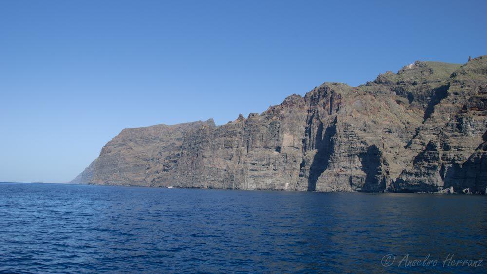 Acantilados De Los Gigantes - Tenerife