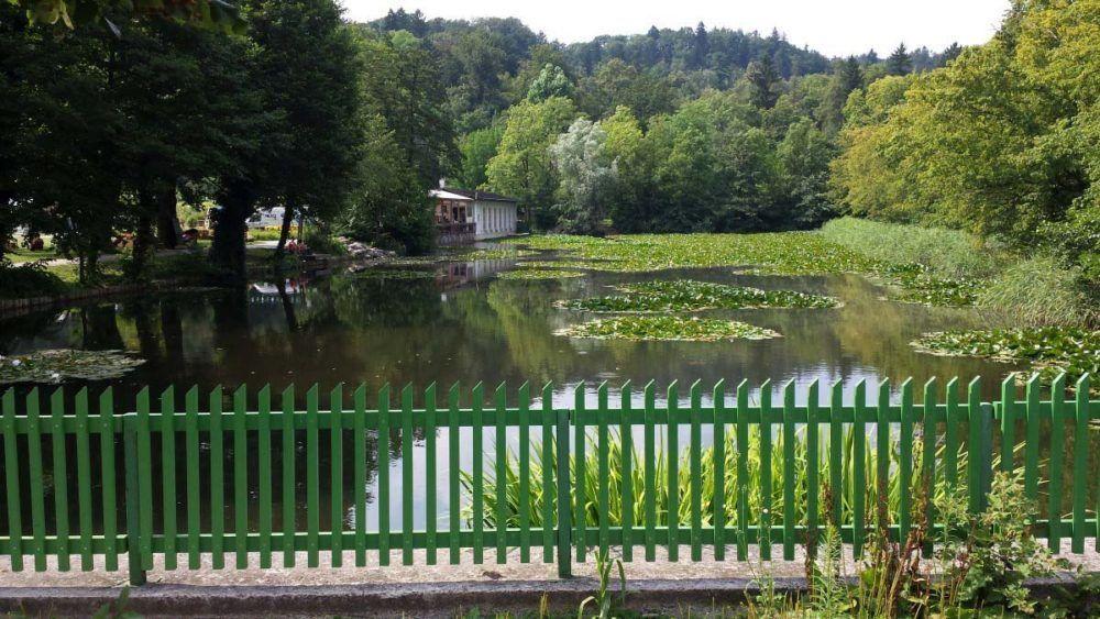 Parque Tivoli Liubliana - Eslovenia2