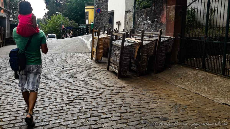 Carros do Monte - Funchal - Madeira - Portugal