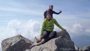 Cumbre del Pico Fraile - Nevado de Toluca - México