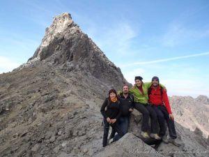 Descanso Antes de Cumbre - Nevado Toluca - Pico Fraile - México