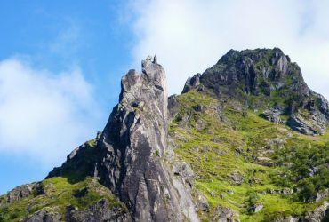 Svolvaergeita - Lofoten - Noruega