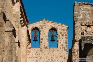Campanario de la Ermita de San Frutos
