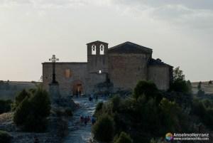 Ermita de San Frutos Desde el Mirador