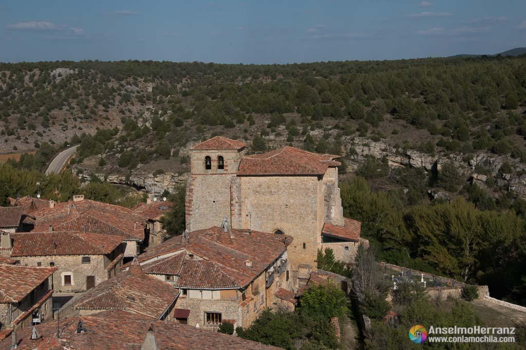 Iglesia de Nuestra Señora del Castillo - Calatañazor - Soria