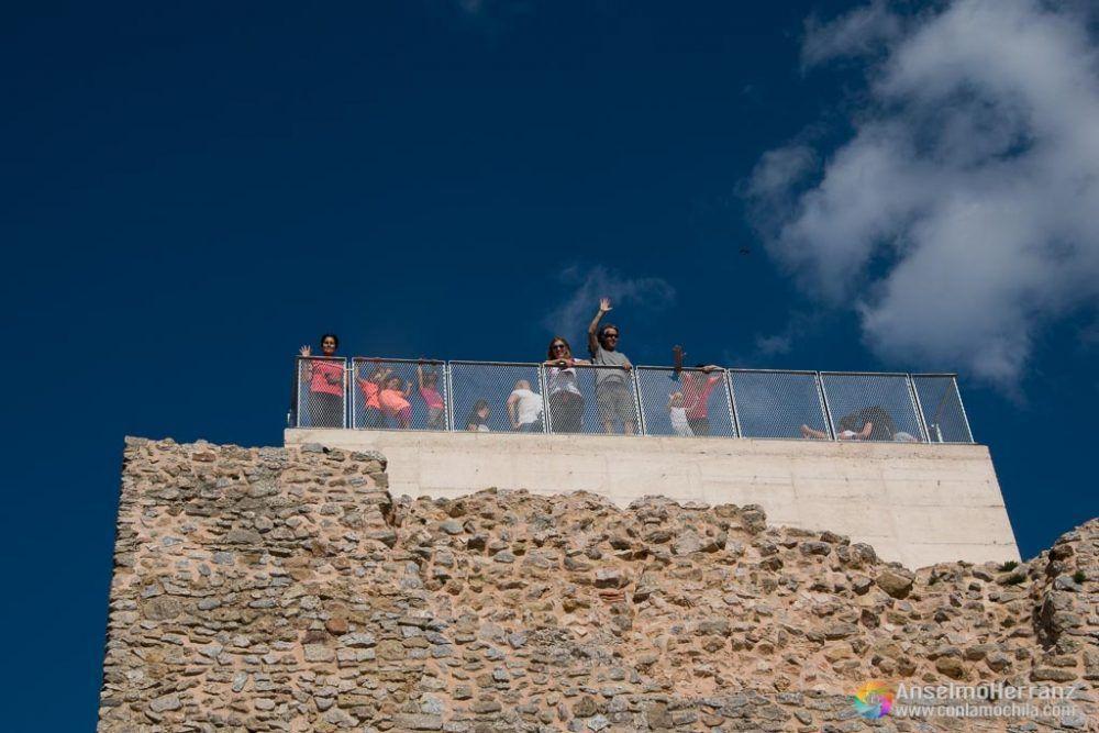 Qué ver en Calatañazor - Torre del homanaje del Castillo de Calatañazor