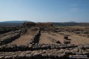 Trazado de las Calles y casas de Numancia