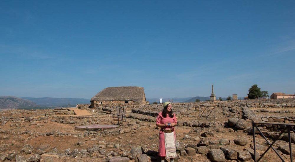 Visita Guiada a Numancia - Garray -Soria