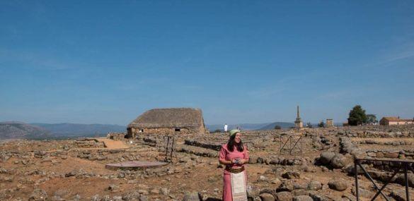 Una visita guiada a Numancia, la ciudad sitiada. Soria