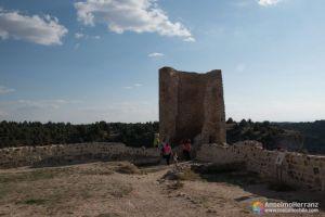 Torreones del castillo de Calatañazor