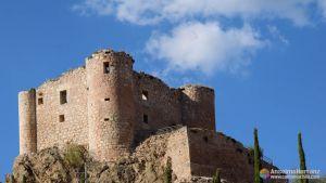 Castillo de Huelmar - Jaén - Sierra Mágina