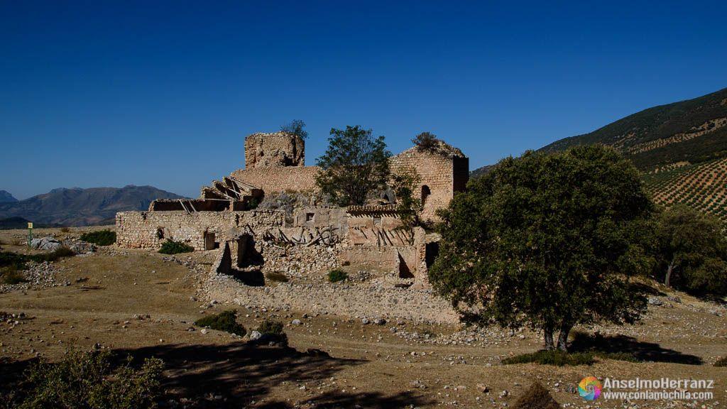 Castillo de Mata Behid - Sierra Mágina