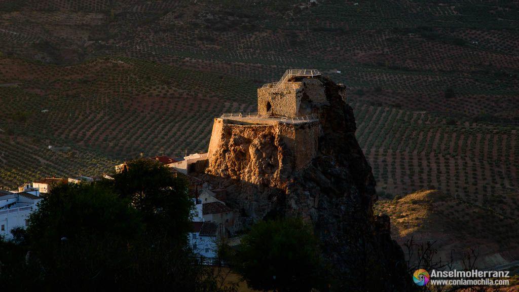 Castillo de Solera - Sierra Mágina - Jaén