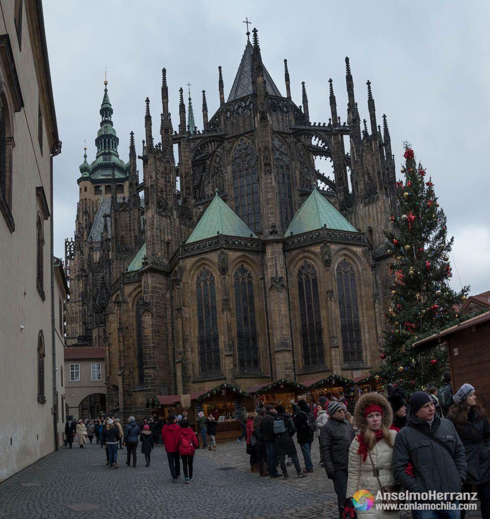Mercado de Navidad del Castillo de Praga
