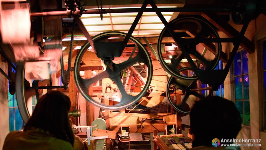 Fábrica de Chocolate Maison Cailler - Réplica de una antigua fábrica de Chocolate