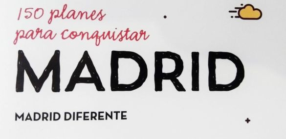 Concurso Libro – 150 Planes para conquistar Madrid