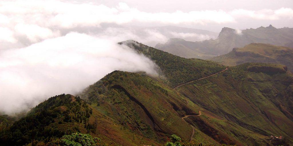 Parque Natural Monte Gordo - Cabo Verde