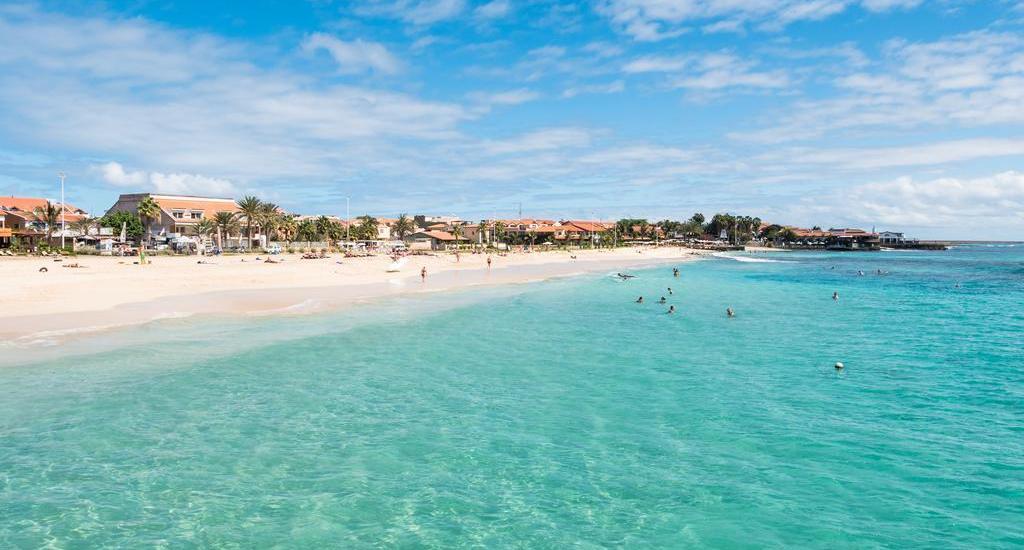 Praia de Santa María - Isla de Sal - CaboVerde