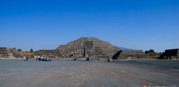 Equinoccio de primavera en Teotihuacán – México