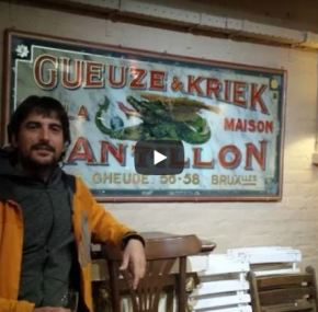 Video de la Visita a la Brasserie Cantillon – Bruselas