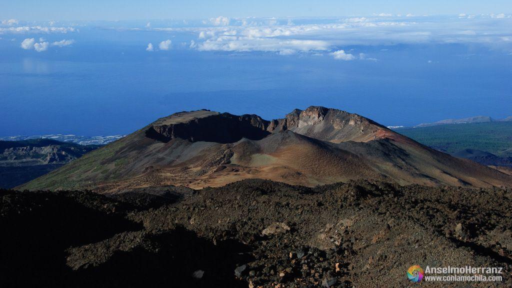 Mirador del Pico Viejo - Teide - Tenerife