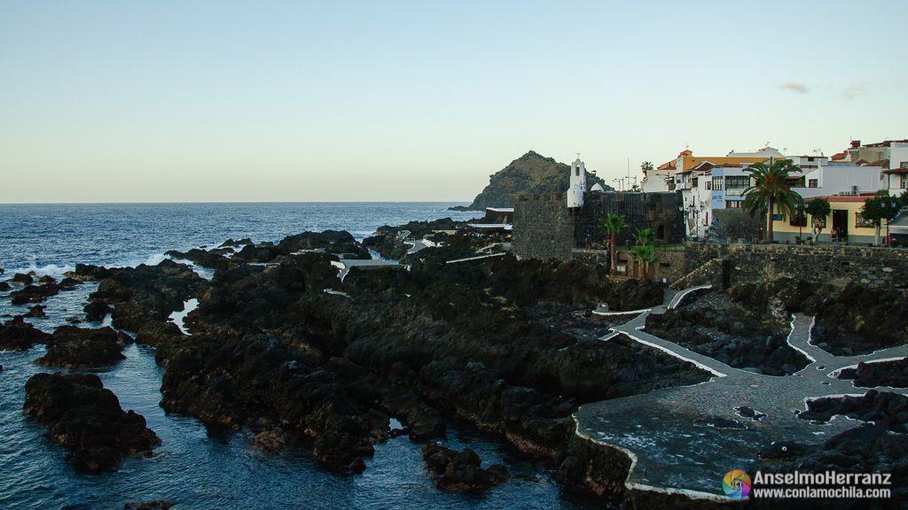 Piscinas de Garachico - Tenerife