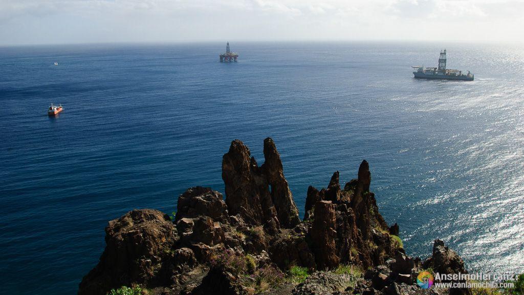 Vistas Punta de los Órganos - Mirador de las Teresitas - Tenerife