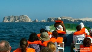 Visita a las Islas Ballestas - Paracas - Ica - Perú