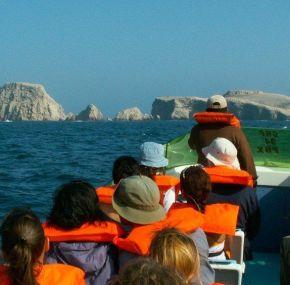 Visita a las Islas Ballestas, al norte de la Reserva de Paracas – Ica – Perú