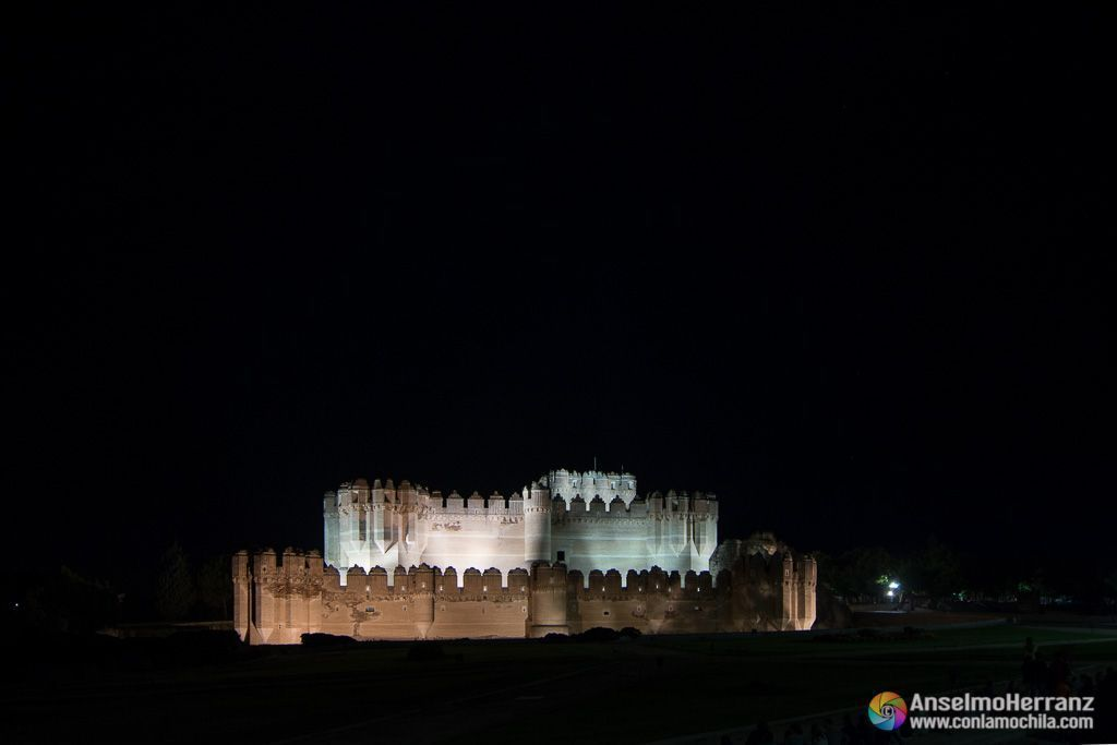 Castillo de Coca - Coca - Segovia