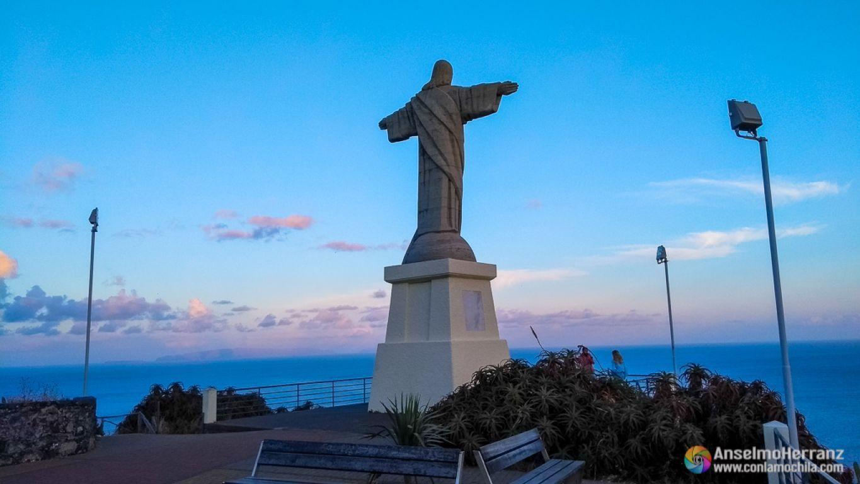Cristo Rei - Mirador de Cristo Rey - Garajau - Madeira