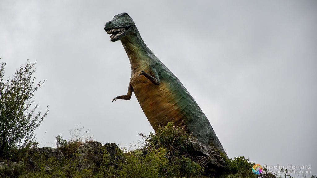 Tarbosaurio - Dinosaurios del yacimiento de Valdecevillo - Enciso - La Rioja-8_1024_576