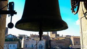 Campanas de la Concatedral de Santa María - Cáceres