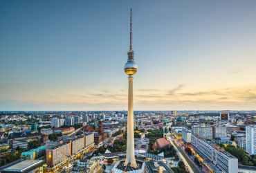 Torre de la Televisión - Berlin